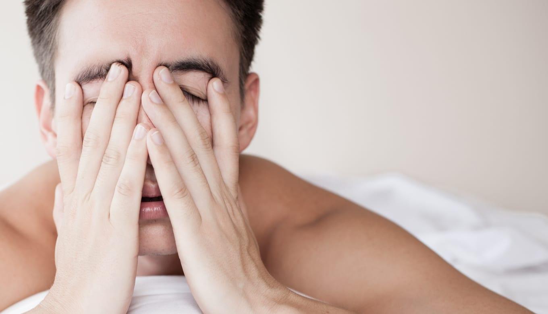 抜け毛が多い睡眠不足