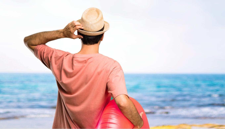 頭皮角栓紫外線対策