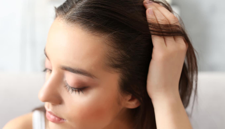 髪薄くなってきた頭皮トラブル