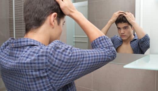 10代でハゲってマジ?薄毛のタイプ別原因と改善方法5つ