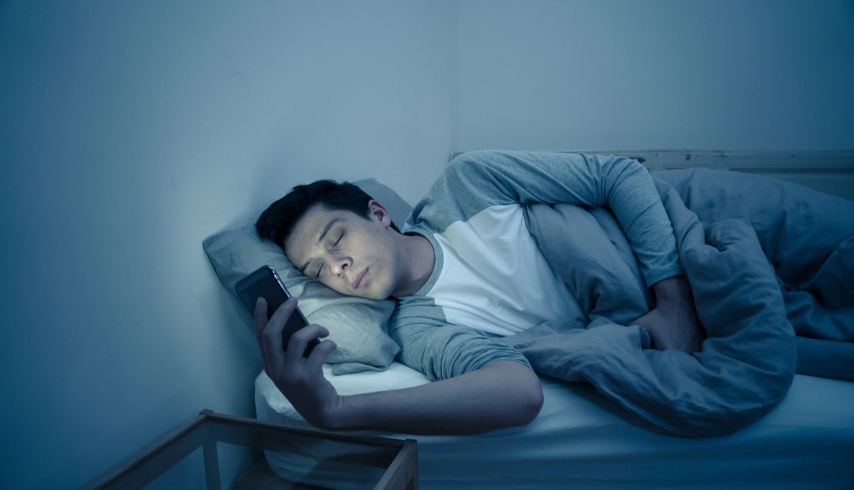 AGA睡眠不足